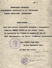 FFI-requisition--1-Sept-1944